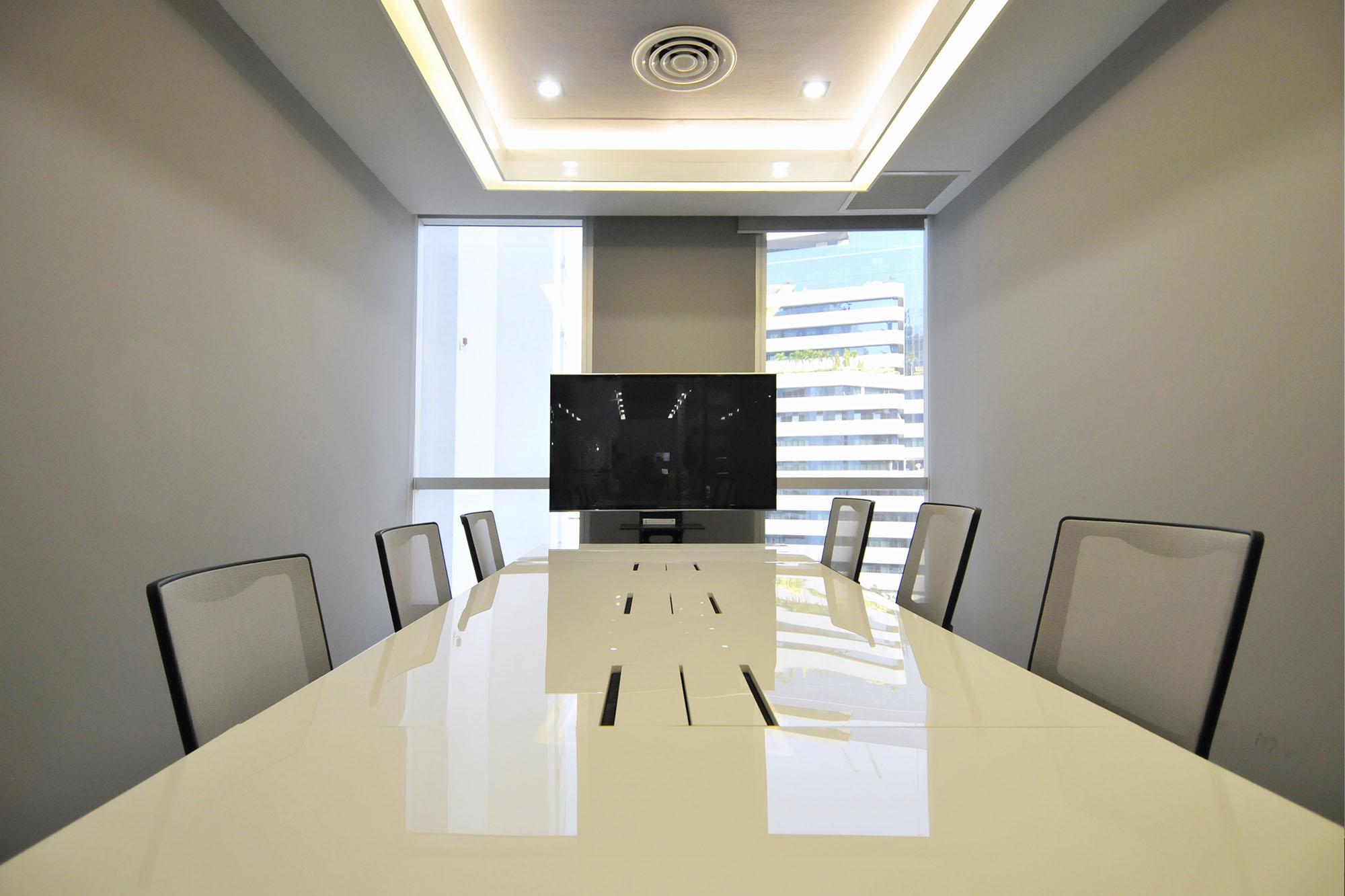 Meeting Room Bangkok Antares Serviced Offices