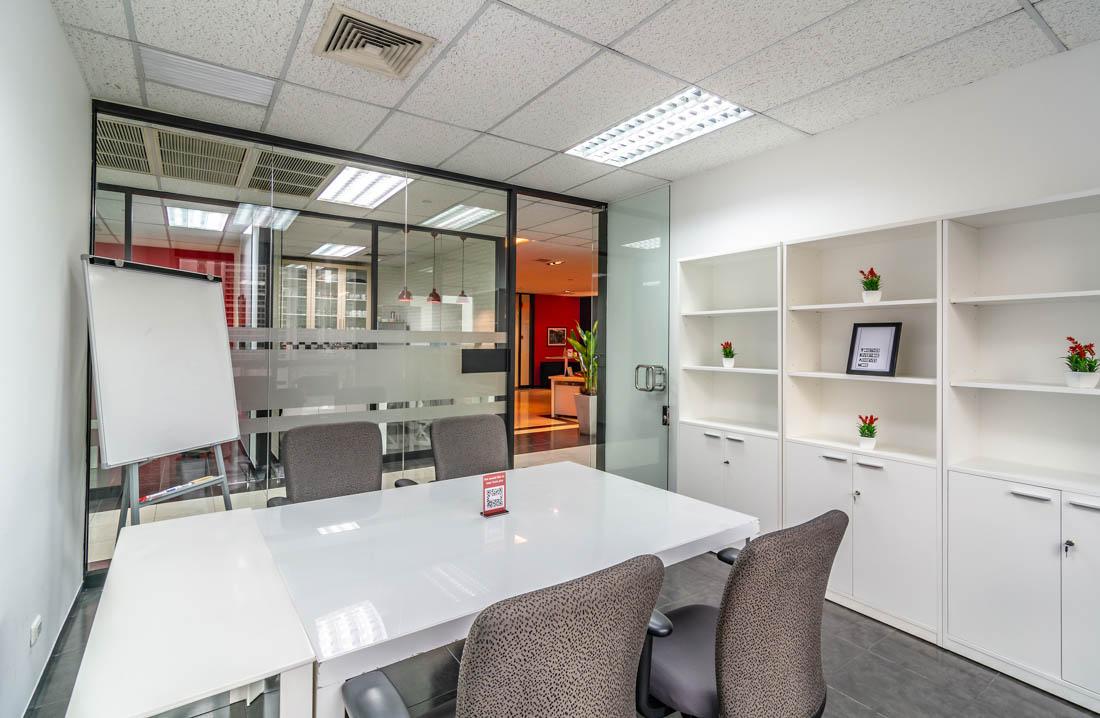 small meeting room Bangkok
