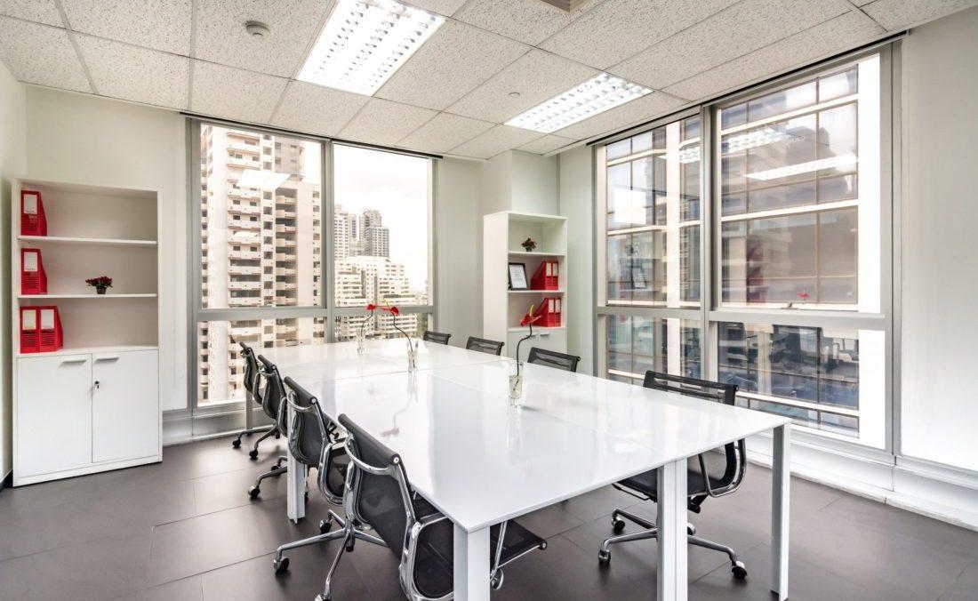 20 Persons Office Bangkok Antares