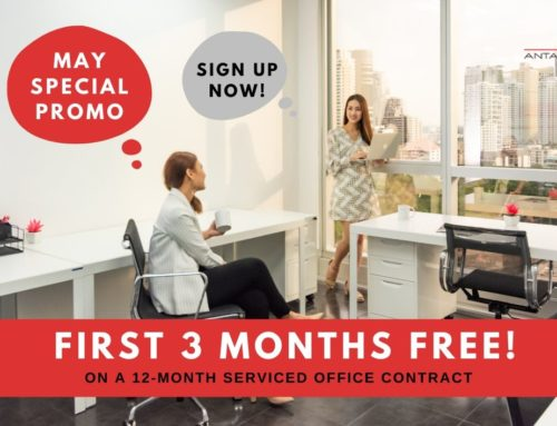 FREE First 3 Months Of Rent On Your New Office