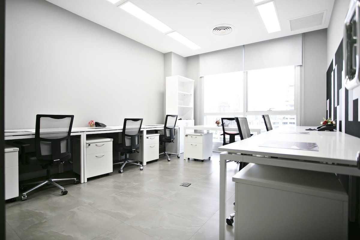 6 Persons Office Bangkok CBD - Antares Offices