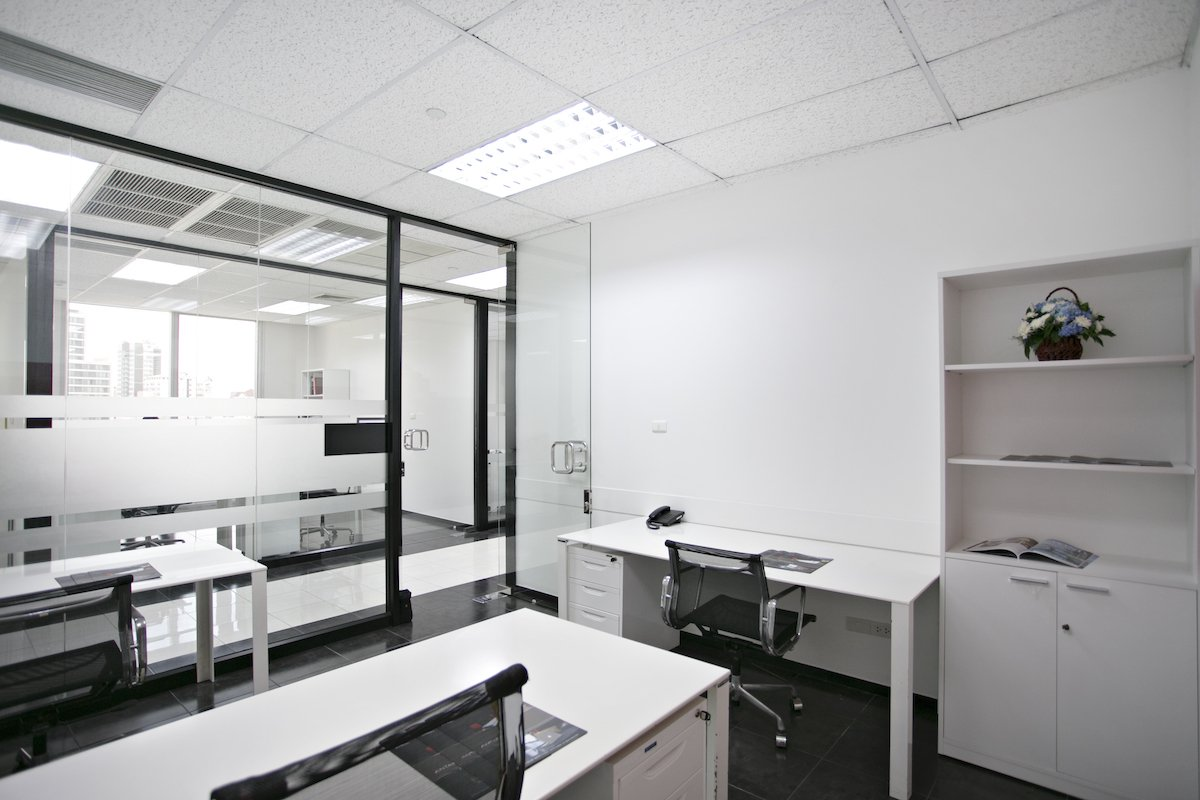 Antares Serviced Office Bangkok_ Corridor Office