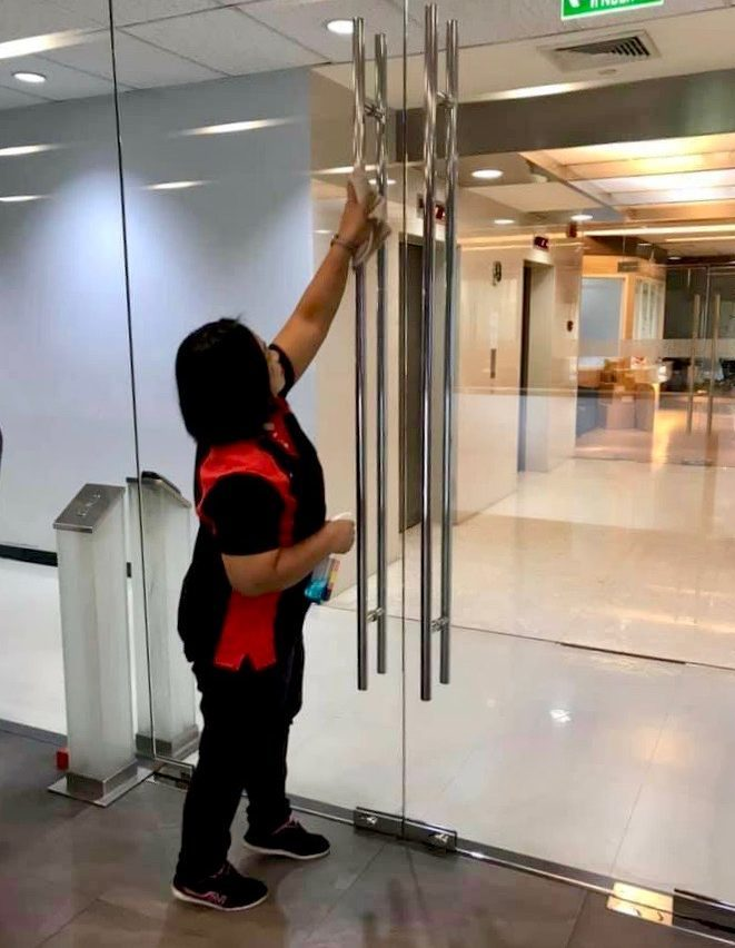 Antares Offices Covid-19 Cleaning
