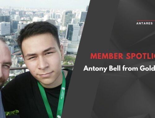 MEMBER SPOTLIGHT: Antony Bell